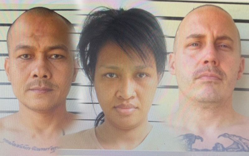 Pattaya Armed Escapees  Update