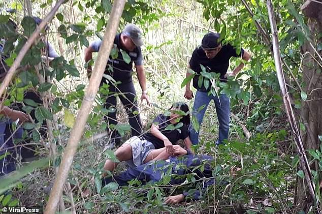 Latest CONFIRMED news as Gang of Three  caught close to the border